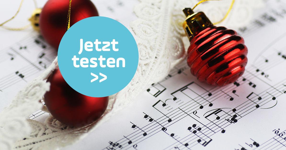 Weihnachtslieder-Quiz: Wie gut kennst du diese Christmas-Songs ...