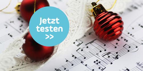 Weihnachtslieder-Quiz: Wie gut kennst du diese Christmas-Songs?