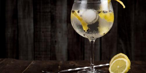 Der Klassiker: Trendgetränk Gin Tonic einfach gemixt