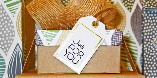 Präsente von Herzen: Personalisierte Geschenke sind im Trend