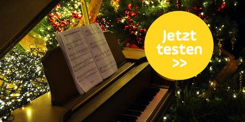 Weihnachtslieder-Quiz: Wie textsicher bist du bei diesen Christmas-Songs?