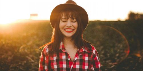 Don't worry, be happy! Kümmere dich jetzt um deine Zukunft, um die Gegenwart zu genießen