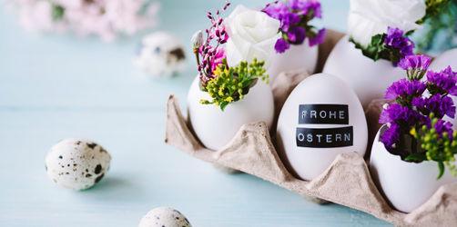 Basteln und DIY: Die schönsten Ideen für Ostern
