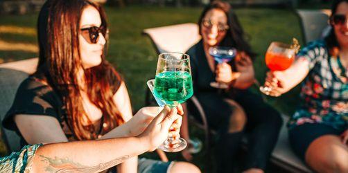 Experten warnen: Alkohol-Konsum ist für Frauen gefährlicher als für Männer