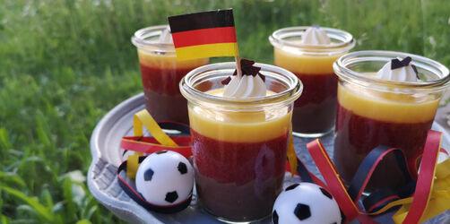 Deutschland-Dessert: So wird das nächste EM-Spiel doppelt zum Genuss
