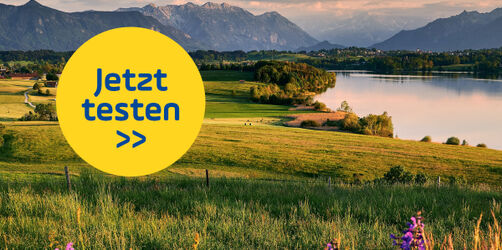 Quiz: Kennt ihr euch aus mit den beliebtesten Ausflugszielen Bayerns?