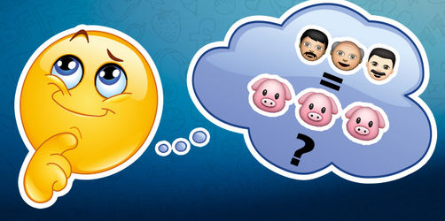 Emoji-Quiz: Erkennst du alle Songs?