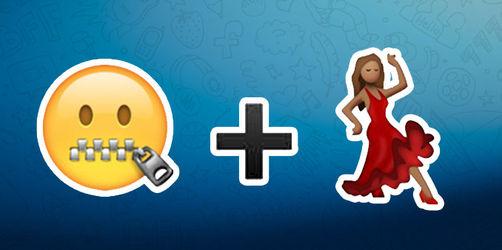 Emoji-Quiz: Die leichten Songs