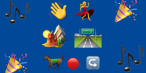 Emoji-Quiz: Welche Faschingslieder suchen wir?