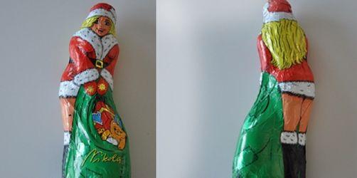 Warum will keiner die weibliche Version des Nikolaus essen?