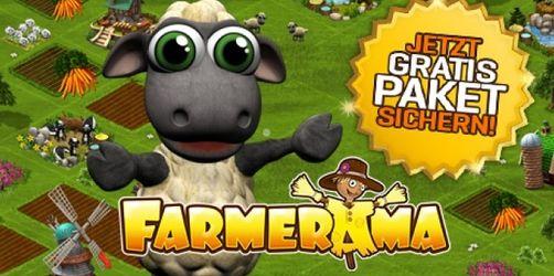 Farmerama – Jetzt Bonuscode abgreifen!