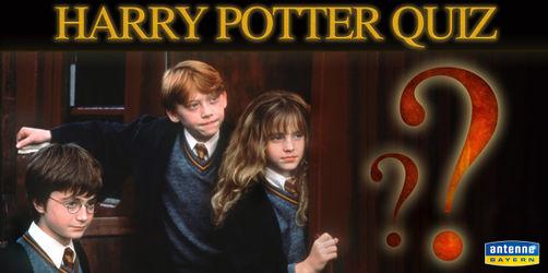 Jubiläums-Quiz: Wie gut kennt ihr Harry Potter und seine Welt?