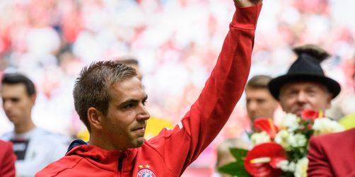 """Philipp Lahm sagt """"Servus!"""": Die bewegendsten Momente einer traumhaften Fußball-Karriere"""