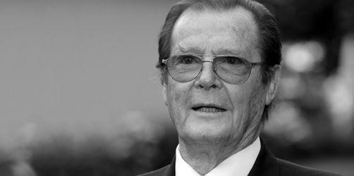 Trauer um Roger Moore: James Bond Darsteller stirbt mit 89 Jahren