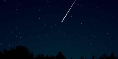 Sternschnuppen-Nacht in Bayern: Hier könnt ihr die Geminiden sehen