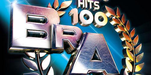 """100 Ausgaben """"Bravo Hits"""" - Das sind die häufigsten Interpreten"""