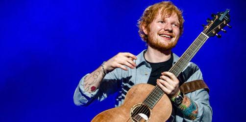 10.000 Ed Sheeran Konzert-Tickets ungültig: Das müsst ihr wissen
