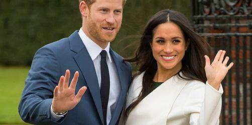 Royal Wedding von Meghan & Harry - der Zeitplan, die Fakten, die Kuriositäten