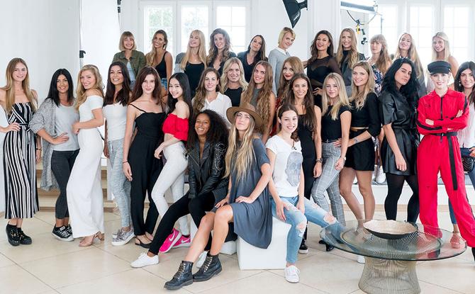 Sylives Dessous Models - das sind die Kandidatinnen