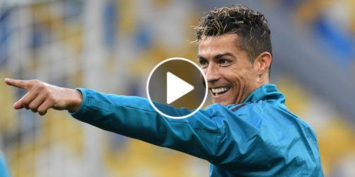 Fun-Video: Sensations-Wechsel! Ronaldo geht zum TSV 1860 München!