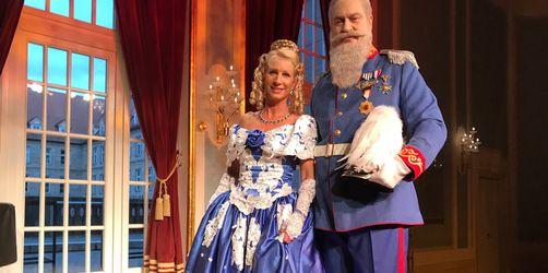 Fastnacht in Franken: Diese verrückten Kostüme hat Söder bislang getragen