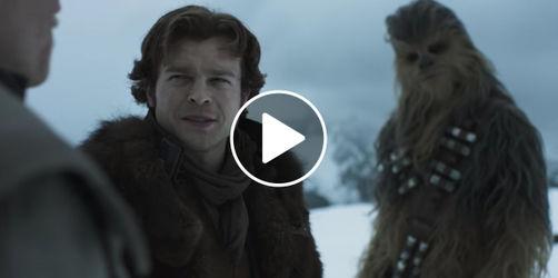 """""""Solo: A Star Wars Story"""" - Endlich gibt's den ersten Teaser-Trailer"""