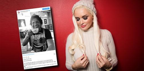 Daniela Katzenberger mit bewegendem Post zum Tod ihres Schwiegerpapas Costa Cordalis