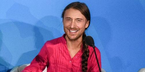 Lacher im Netz dank Foto-Remix: David Guetta wird zu David Greta