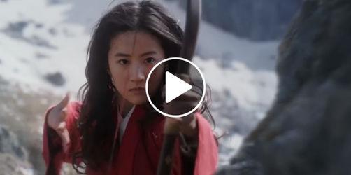 """Disneys """"Mulan"""": Schaut euch hier den ersten Trailer an!"""