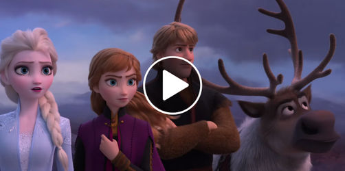 """""""Frozen 2"""": Erster Trailer zur Fortsetzung von Disneys Eiskönigin"""