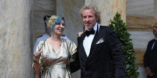 Ehe-Aus nach über 40 Jahren: Thomas Gottschalk und Frau Thea haben sich getrennt