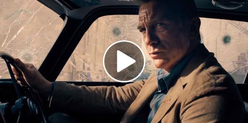 """""""Keine Zeit zu sterben"""": Das ist der erste Trailer zum neuen <i>James Bond</i>"""