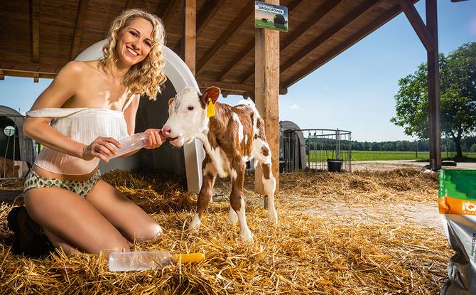 Neuer Jungbauernkalender 2020 ist da: So heiß zeigen sich die Girls aus Bayern