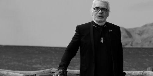 Modeschöpfer Karl Lagerfeld ist tot