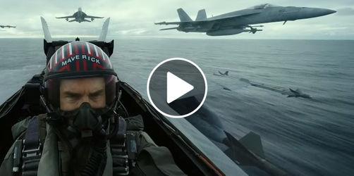 """Erster Trailer zu """"Top Gun 2""""! Tom Cruise kommt nach über 30 Jahren als Maverick zurück"""