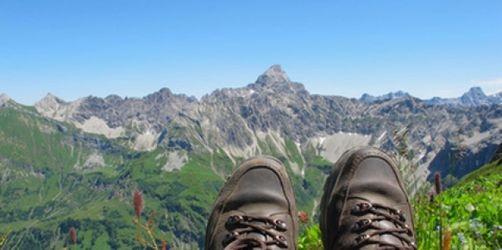 Praktisch beim Wandern und Mountainbiken: Neues Internetportal mit vielen Infos