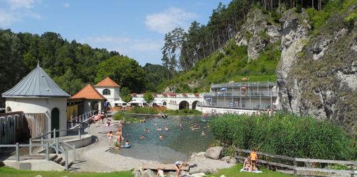 Die schönsten Naturbäder in Bayern