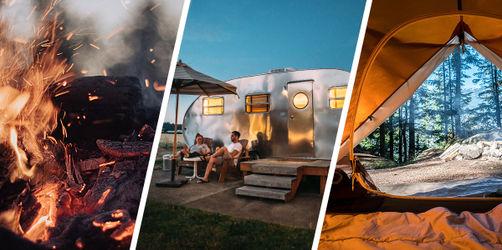 Die schönsten Campingplätze in Bayern: Familienurlaub in Wohnmobil oder Zelt