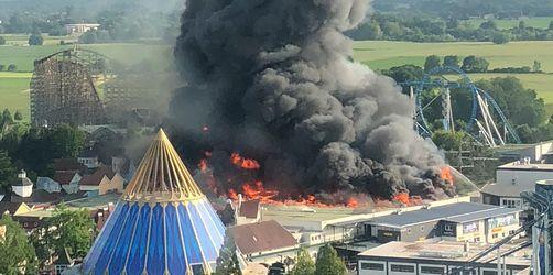 Nach dem Feuer im Europapark Rust: Alle wichtigen Infos für Besucher
