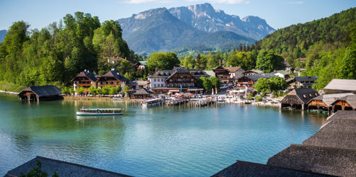 Schiff Ahoi: Saisonstart für die Schifffahrt in Bayern