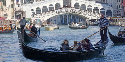 Teurer Spaß: Venedig kassiert künftig Eintritt von Urlaubern