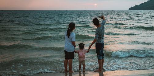 Günstig in den Urlaub mit der ganzen Familie