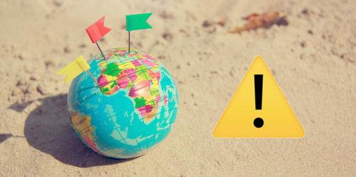 Neue Corona-Risikogebiete: Diese Urlaubsländer sind betroffen