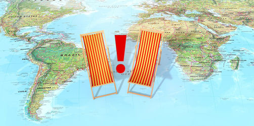 Corona: Diese Urlaubsländer gelten aktuell als Risikogebiet