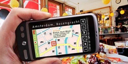 Smartphone Apps mit Zusatzinformationen