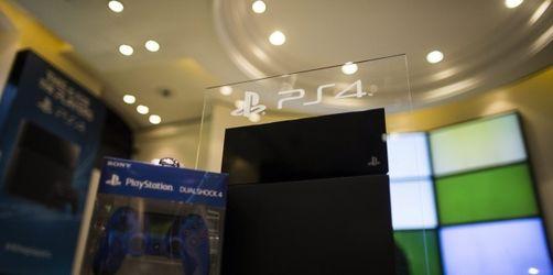 Sony startet Verkauf der Playstation 4 in Deutschland
