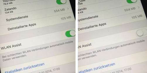 iPhone-Besitzer aufgepasst: Dieses neue iOS 9-Feature frisst unfassbar viel Datenvolumen