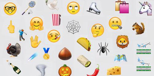 Vorgezogenes Weihnachtsgeschenk: Die neuen Emojis sind da!