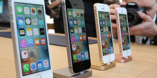 Neues iPhone SE: Kleines Display, kleiner Preis