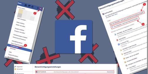 Facebook: So deaktivieren Sie lästige Benachrichtigungstöne